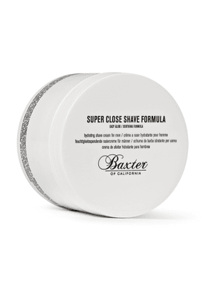 Baxter of California - Super Close Shave Formula, 240ml - Men - Colorless
