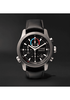 Bremont - AC-R-II America's Cup Regatta Chronograph 43mm Stainless Steel and Rubber Watch, Ref. No. 970380 - Men - Blue