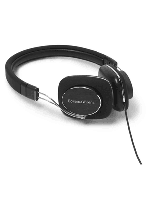 Bowers & Wilkins - P3 S2 Foldable Headphones - Black