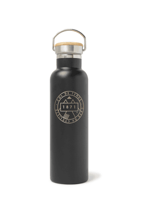 Cafe du Cycliste - Stainless Steel Flask, 500ml - Black