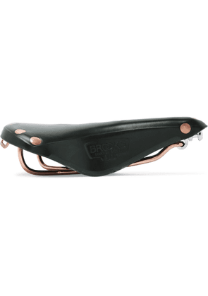 Brooks England - B17 Leather And Copper Bicycle Saddle - Black