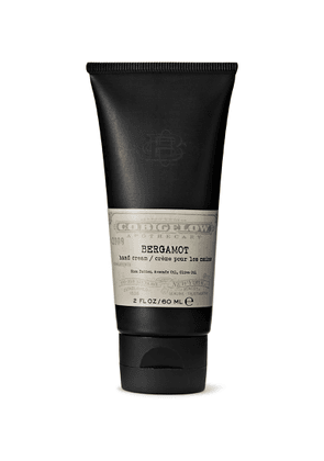 C.O. Bigelow - Bergamot Hand Cream, 60ml - Men - Colorless