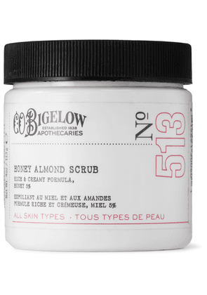 C.O. Bigelow - Honey Almond Scrub, 113g - Men - Colorless