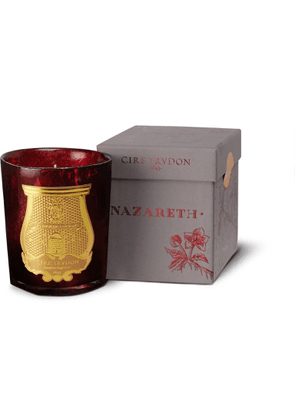 Cire Trudon - Nazareth Scented Candle, 270g - Red