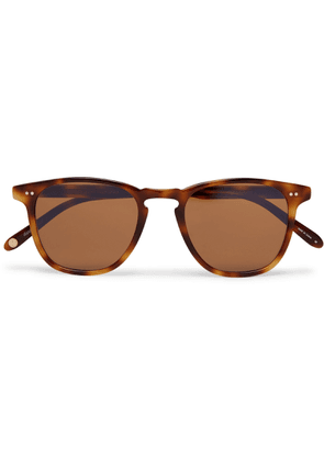Garrett Leight California Optical - Brooks 47 Square-frame Tortoiseshell Acetate Sunglasses - Tortoiseshell