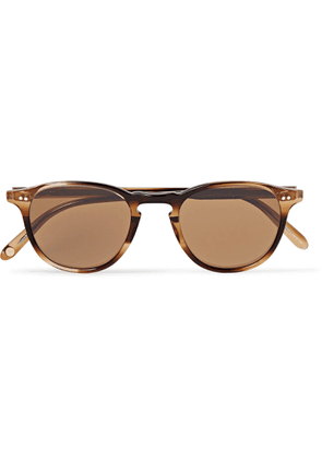 Garrett Leight California Optical - Hampton 46 Round-frame Acetate Polarised Sunglasses - Tortoiseshell