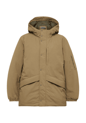 J.Crew - Ghostnet Econyl® Nylon Primaloft Hooded Parka - Brown