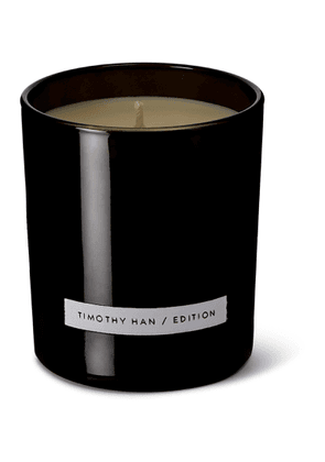 TIMOTHY HAN / EDITION - Against Nature Scented Candle, 220g - Colorless
