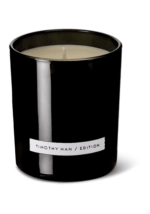 TIMOTHY HAN / EDITION - Heart Of Darkness Scented Candle, 220g - Colorless