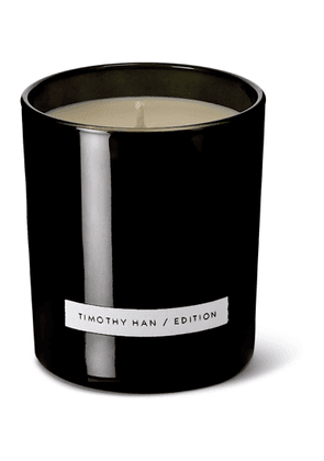TIMOTHY HAN / EDITION - She Came To Stay Scented Candle, 220g - Colorless