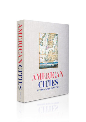 Assouline American Cities Hardcover Book