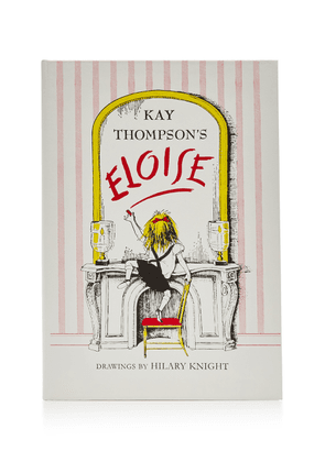 Graphic Image Eloise Leather Hardcover Book