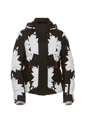 Bogner Sport Dana Quilted Printed Shell Jacket