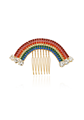 Epona Valley Dorothy Rainbow Gold-Plated Comb