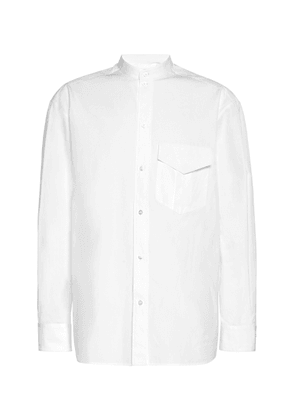 Jil Sander Wednesday Cotton-Poplin Shirt