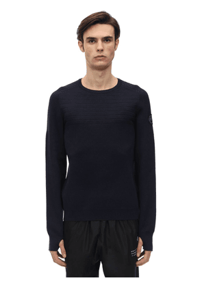 Conway Wool Knit Sweater