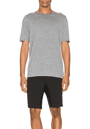 Arc'teryx Veilance Frame Short Sleeve Tee in Ash Heather - Gray. Size S (also in L,XL).