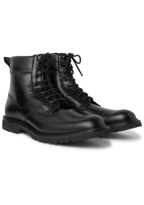 Cheaney - Liffey F Leather Boots - Black