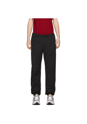 Gucci Black Net Lounge Pants