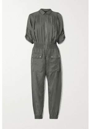 ATM Anthony Thomas Melillo - Lyocell Jumpsuit - Army green