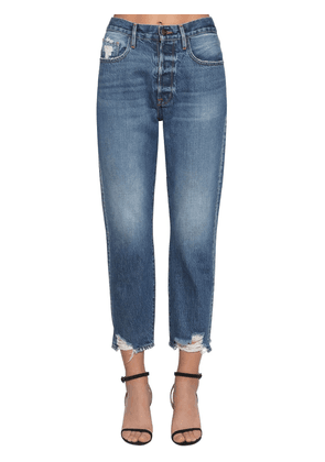 Le Original Cropped Skinny Denim Jeans