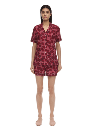 Ledbury Batiste Short Cotton Pajama Set