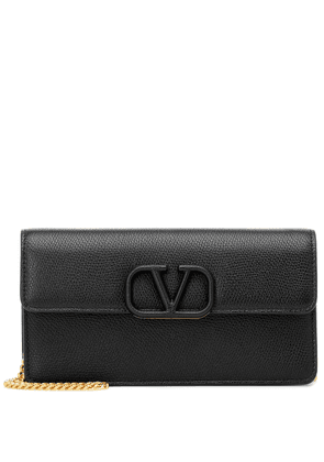 Valentino Garavani VSLING Small leather clutch