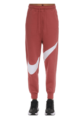 Nsw Swsh Logo Cotton Blend Sweatpants