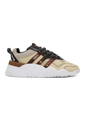 adidas Originals by Alexander Wang Beige Turnout Sneakers