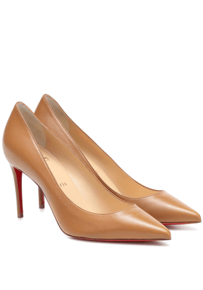 Kate 85 leather pumps