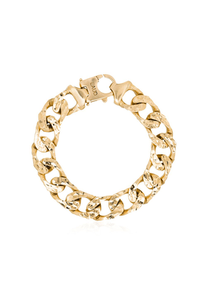 LAUD 18kt yellow gold chain bracelet