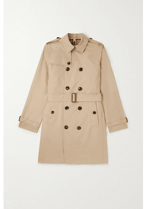 Burberry Kids - Ages 4 - 12 Cotton-gabardine Trench Coat