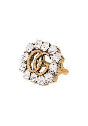 Gucci Double G embellished ring - 8066