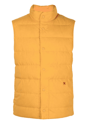 Best Made Company Down gilet vest - Yellow