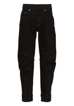 Neil Barrett tapered jeans - Black