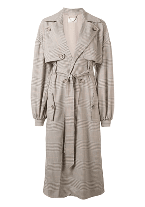 Ginger & Smart Imperial belted trench coat - Brown