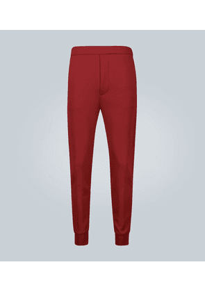 Exclusive to Mytheresa – technical fabric pants