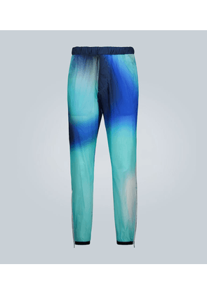 Exclusive to Mytheresa – printed technical pants