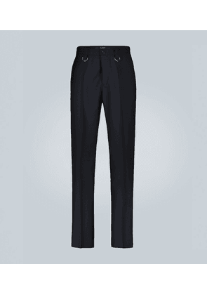 Exclusive to Mytheresa - Valentino wool and mohair-blend pants