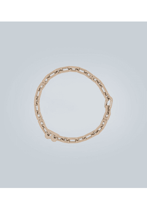 B Chain short-length necklace