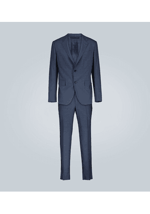 High Performance Packaway wool suit