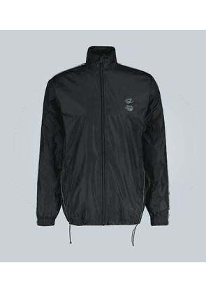 Technical track jacket