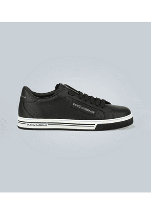 Roma leather sneakers