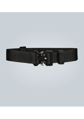 Rollercoaster belt with logo