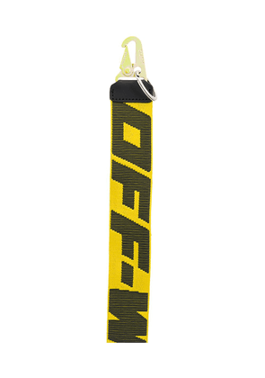 Off-White 2.0 industrial key holder - Yellow
