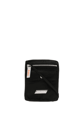 Heron Preston flap pocket pouch - Black
