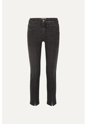 Givenchy - Mid-rise Straight-leg Jeans - Black