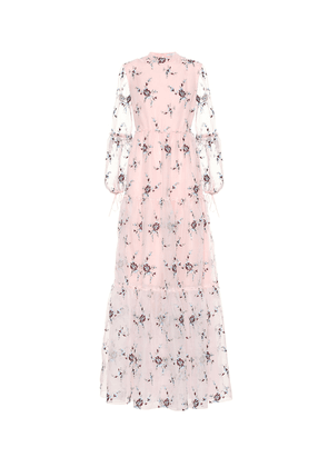 Exclusive to Mytheresa – Cassandra floral organza gown