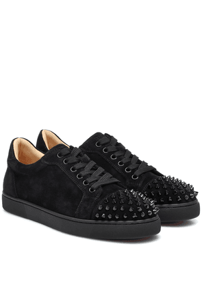 Vieira Spikes suede sneakers