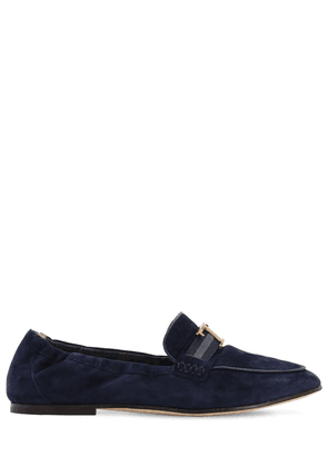 10mm Suede Loafers